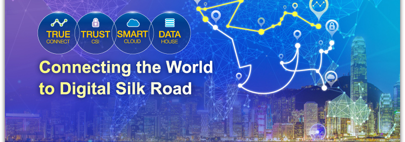 Connecting the World to Digital Silk Road